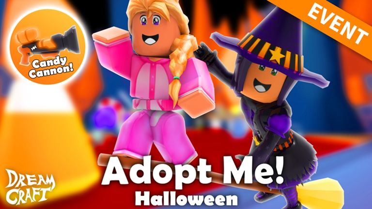 Halloween Adopt Me Roblox Adoption Roblox My Roblox