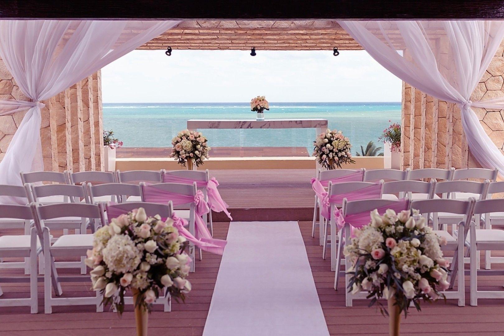 Royalton Riviera Cancun Sky Terrace Wedding Royalton
