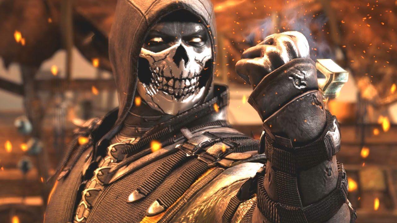 Mortal Kombat Xl Spec Ops Scorpion Costume Skin Pc Mod