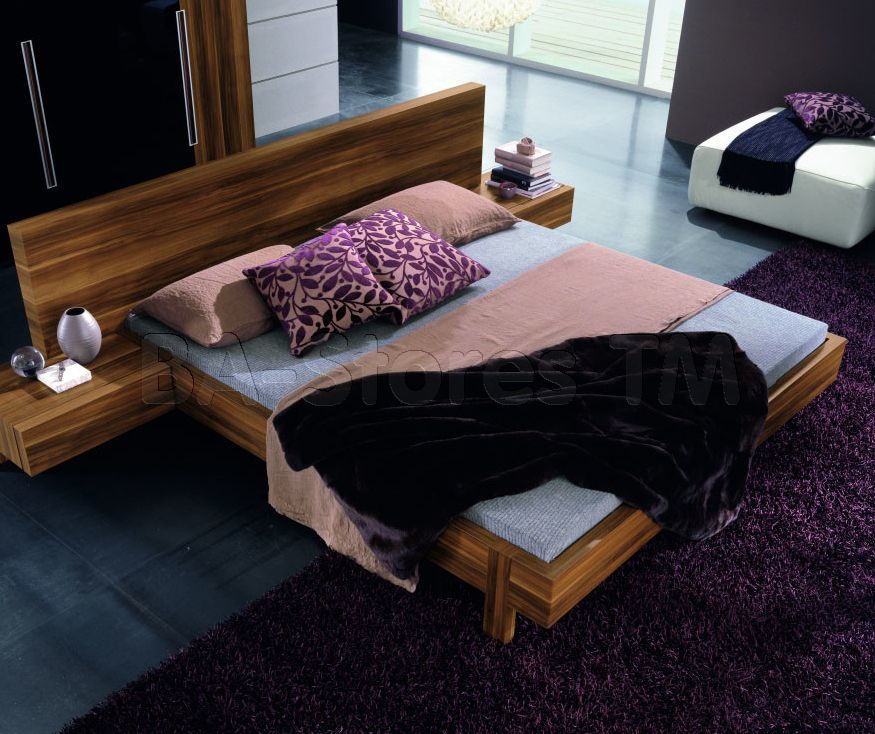 Rossetto USA Gap Bed By Rossetto Furniture