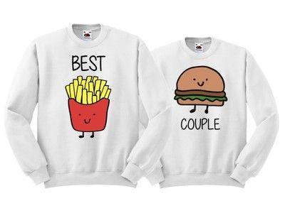 Kup Teraz Na Allegro Pl Za 109 99 Zl Bluzy Dla Par Zakochanych Prezent Na Walentynki 6612872443 Allegro Pl Radosc Graphic Sweatshirt T Shirt Sweatshirts