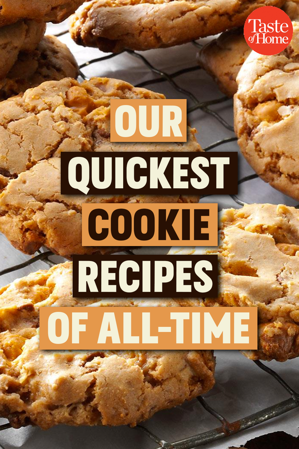 Our Quickest Cookie Recipes of All-Time #quickcookies