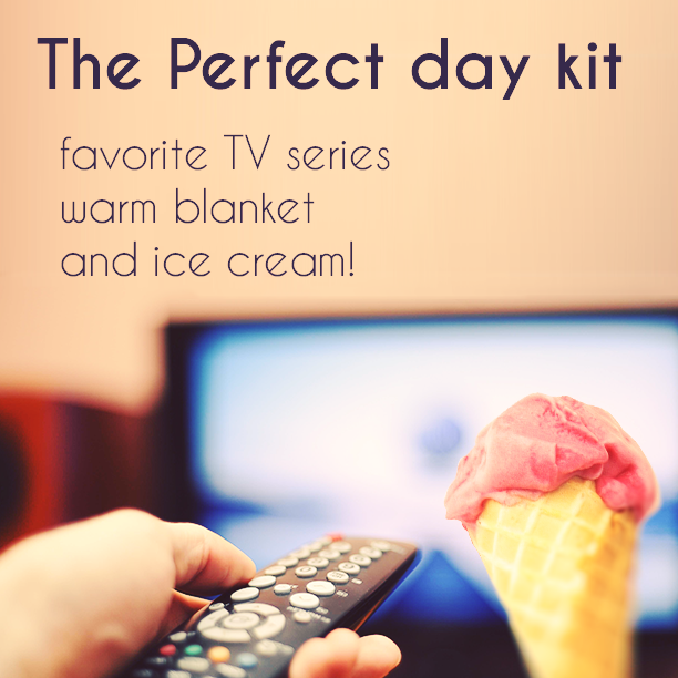 The Perfect day kit #perfect #perfectday