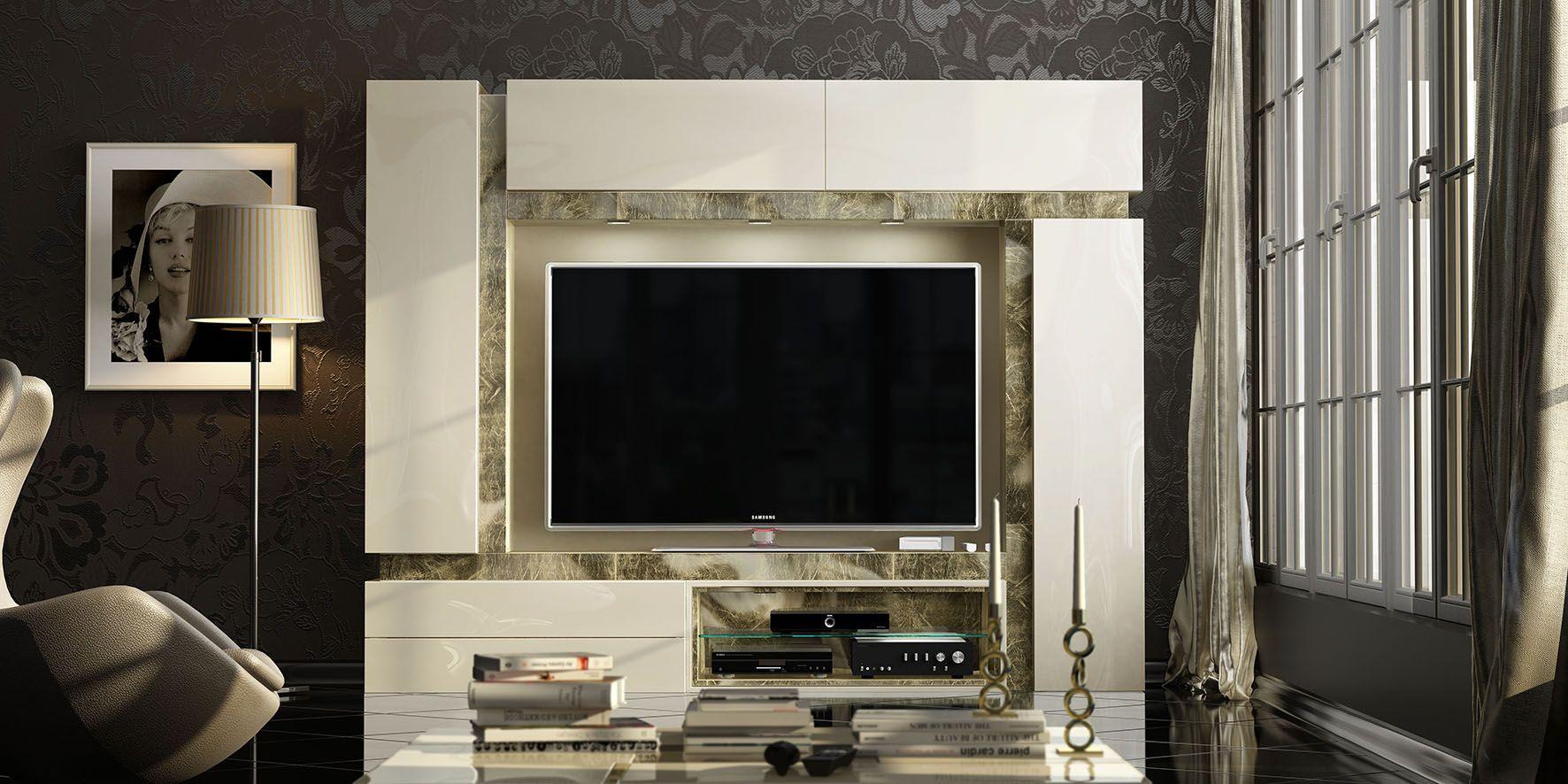 Compacto Tv Para Sal N Con Un Dise O Funcional Muebles  # Muebles Compactos