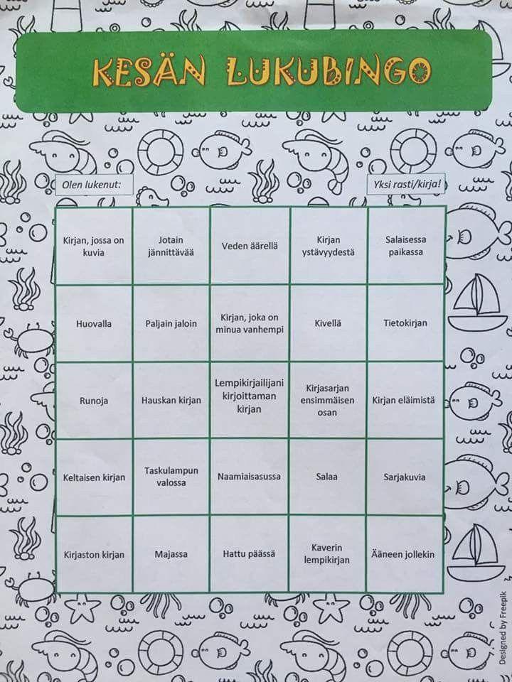 bingo tapiola