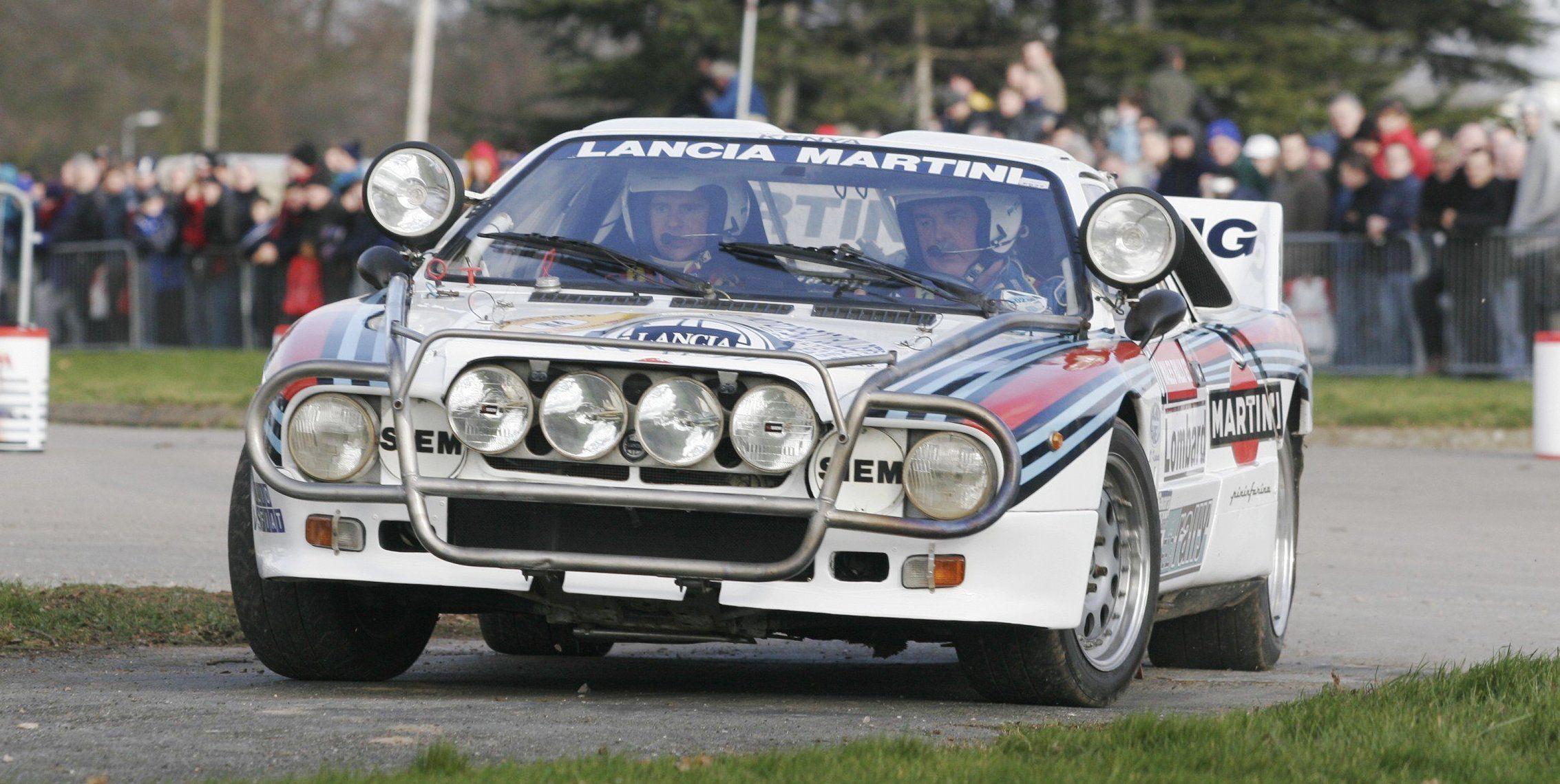 Image Result For Lancia Beta Montecarlo Flares