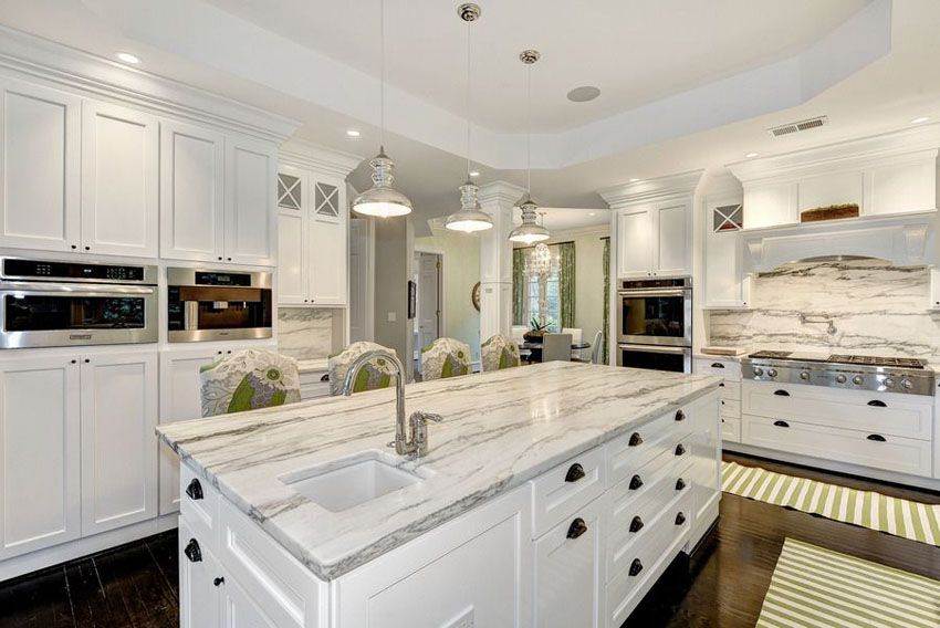 Best 25 Beautiful Transitional Kitchen Designs Pictures 400 x 300
