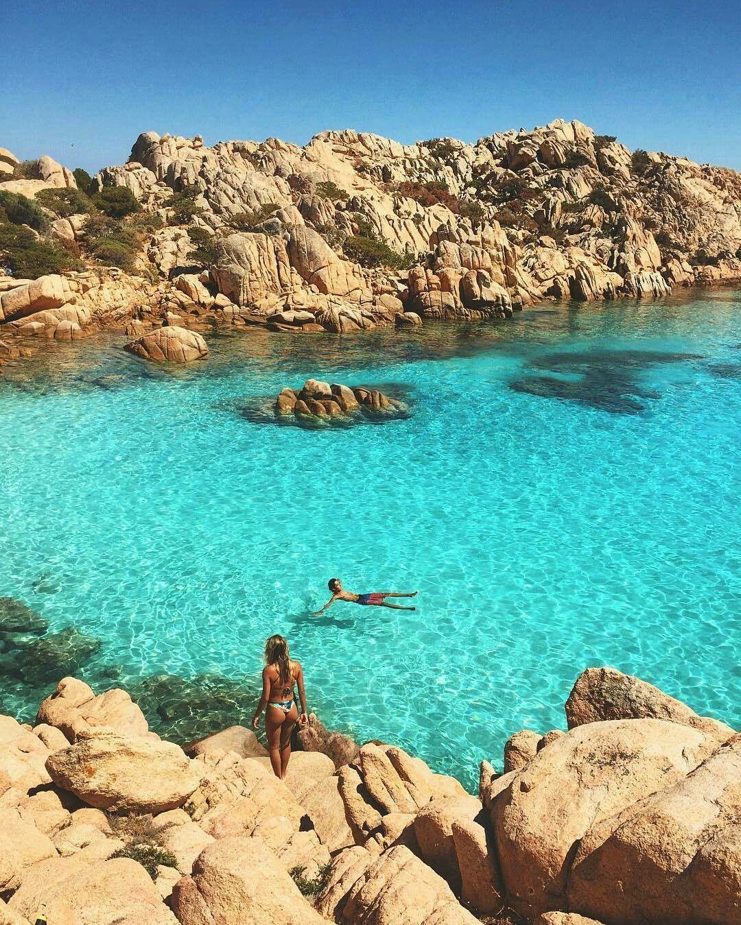 Isola Di Caprera, Sardegna Sardegna, Viaggi, Viaggiare