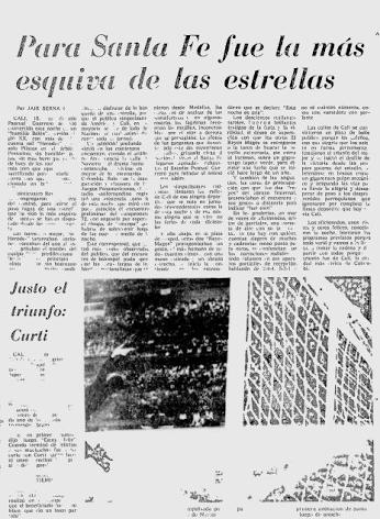 """RT @SantaFe: """"La 5a para Santa Fe"""" titularon los medios tras el triunfo logrado en Cali ante un aguerrido Atlético Nacional https://t.co/wYUaQuQLII"""