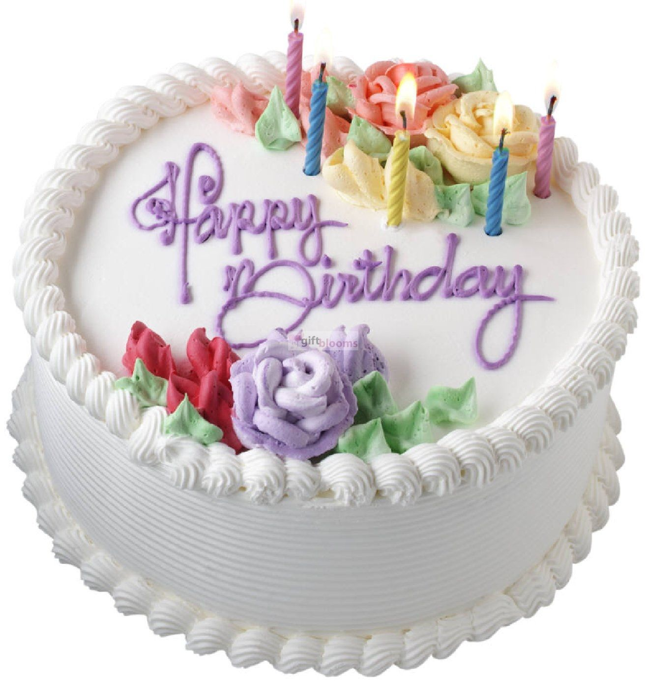 Happy Birthday Cake For Women Happy Birthday Cakes For