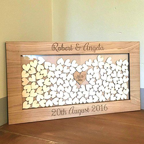 Wooden Drop Box Wedding Guest Book Alternative Personali Https Www Co Uk Dp B01i1ku Ref Cm Sw R Pi X Tvanyb69ygf3h
