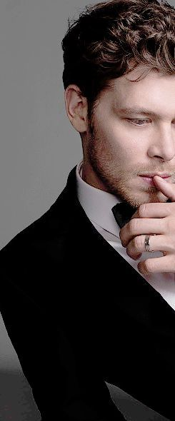 Joseph Morgan. HELP ME. I can't handle this. I swear one of these days my heart is just going to stop.