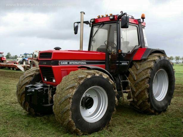 Case Ih 1455 Tractors Case Ih Case Tractors