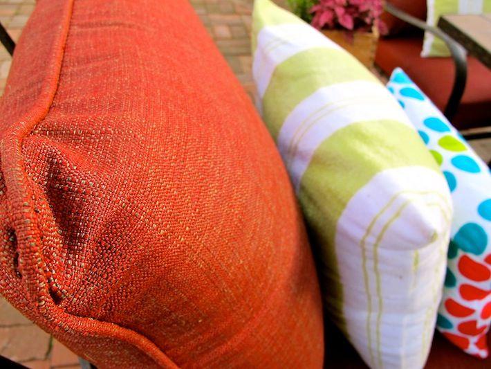 Diy Patio Furniture Cushion Cleaner