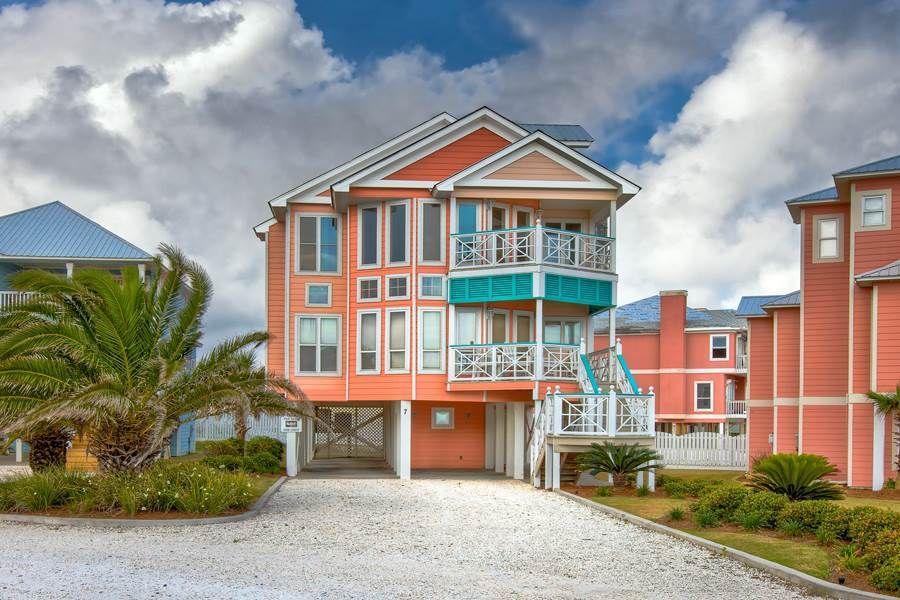 Calypso Breeze 5 Br Ba Home In Orange Vrbo