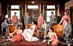 fabulous photo idea...vanity fair style