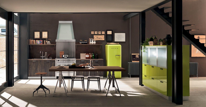 Ice & Sand Industrial Edition - Cucine Moderne - Cucine - Febal ...