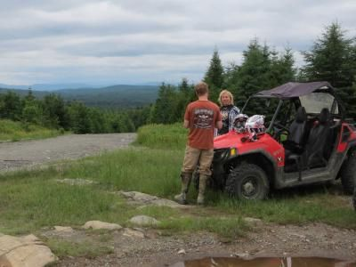 Enjoy Maine S Backcountry On An Atv Or Side By Side All Terrain Vehicle Travel Specials Terrain Vehicle North Country