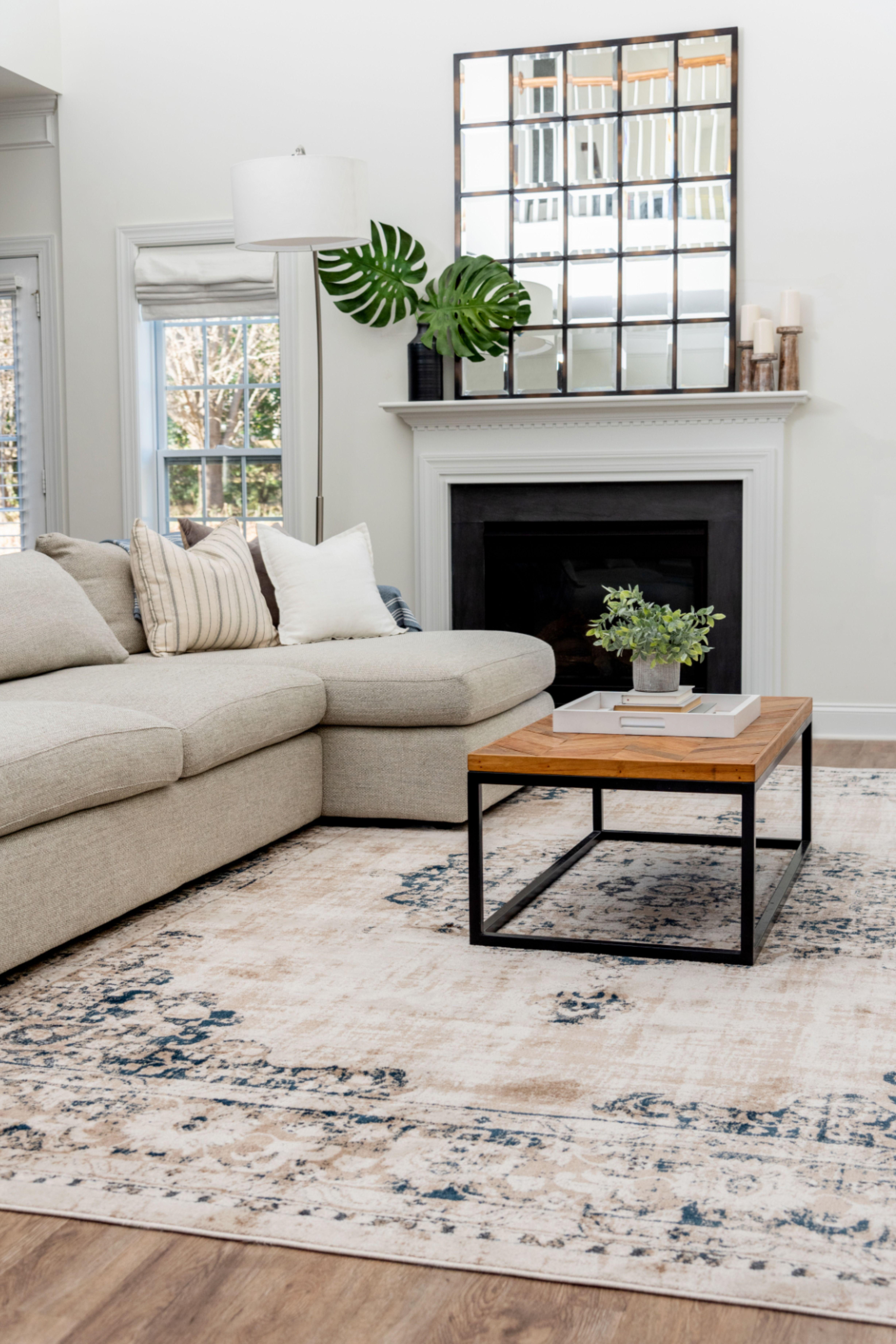 Minimalistic Living Room Decor Minimal Living Room Beige Couch Living Room Beige Living Rooms Living room ideas rugs