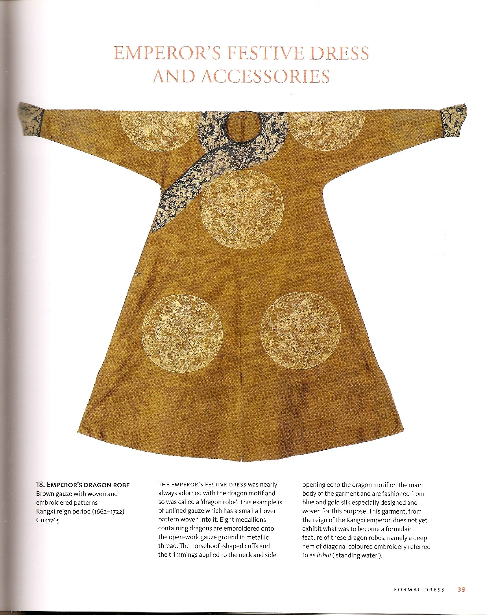 f1937cad9 Imperial Chinese Robes from the Forbidden City Qing Dynasty, Chinoiserie  Chic, Chinese, Ethnic