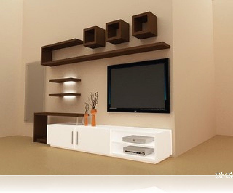 Simple Tv Stand (With images) | Tv unit furniture, Modern ...
