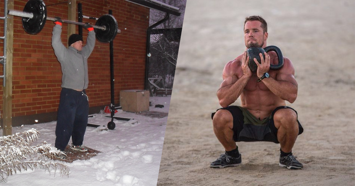 3-time CrossFit Games athlete Mikko Aronpää on his Training Progression: From 2009 to 2015 | BOXROX