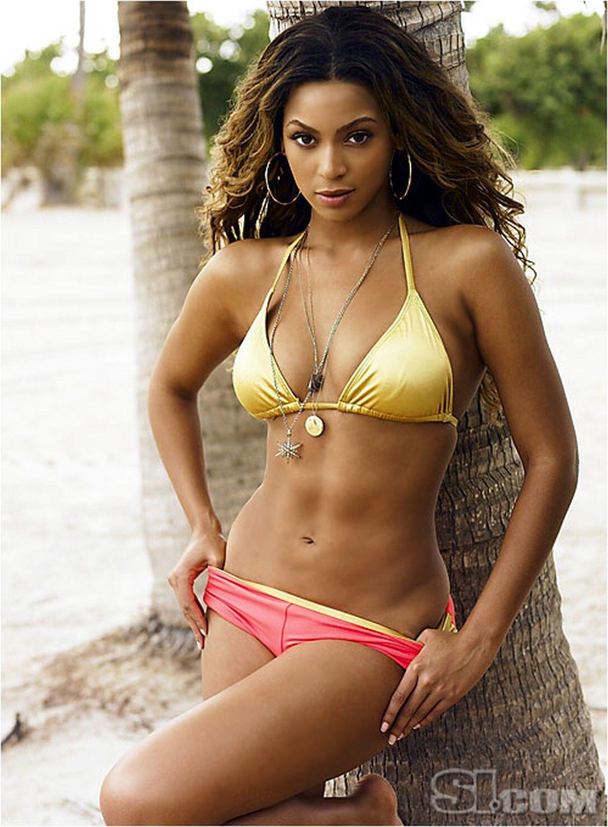 Beyonc y sus 20 mejores fotos en bikini - Zelebes