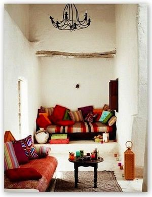Minimal Mexican Inspired Rooms Home Moroccan Living Room Home Decor
