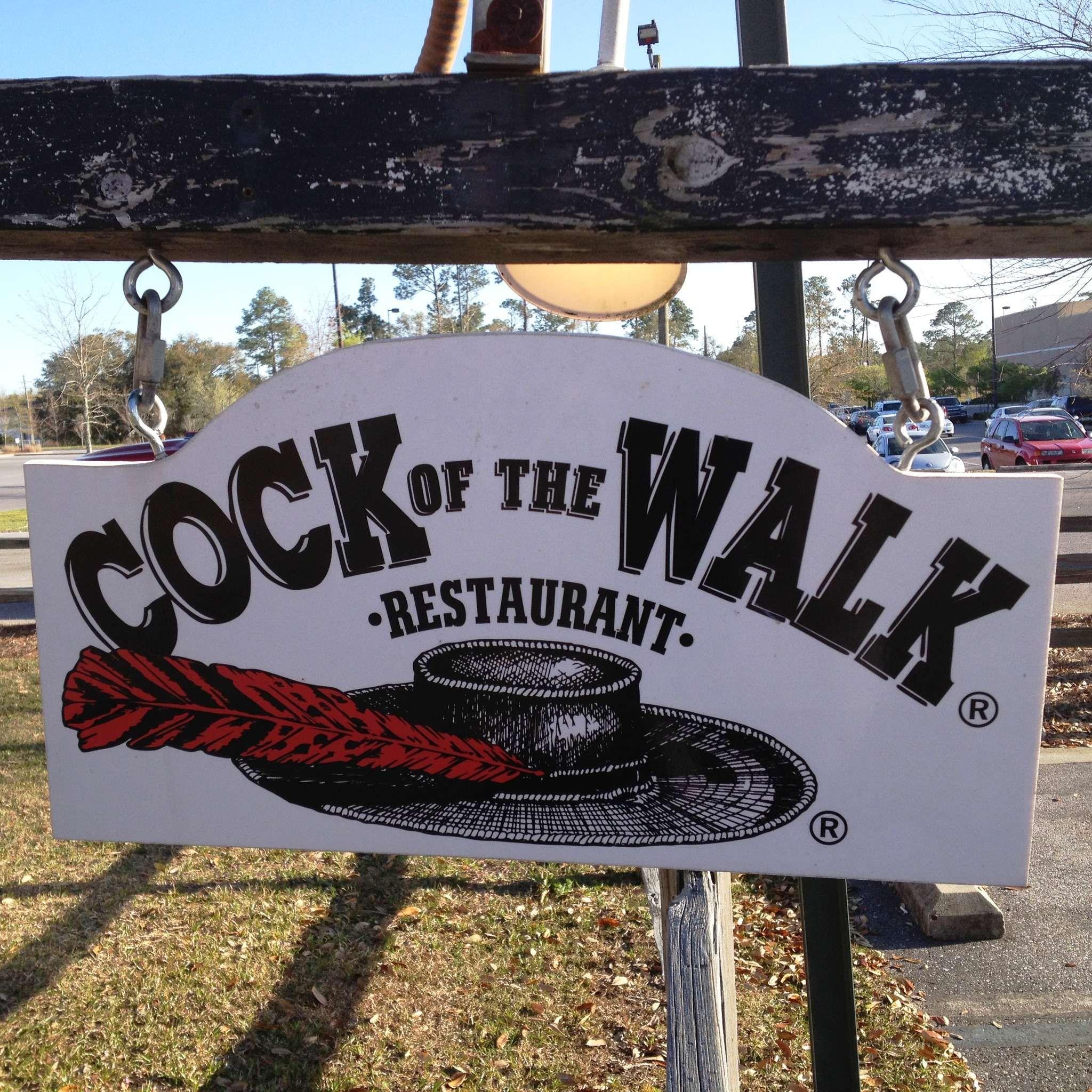 Cock of the walk restaurant pensacola