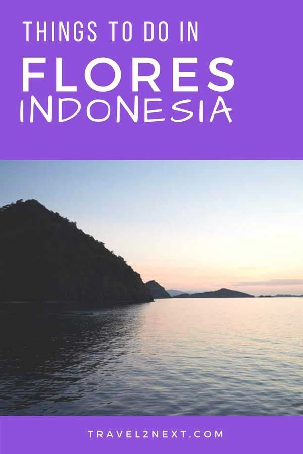 Things to do in Flores #indonesia #flores #thingstodo #komodo #komododragon #travel #asia #bali
