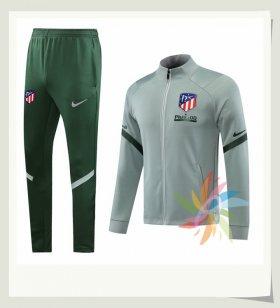 A Maglia | Tuta Allenamento Atletico Madrid Grigio 2020 2021 ...