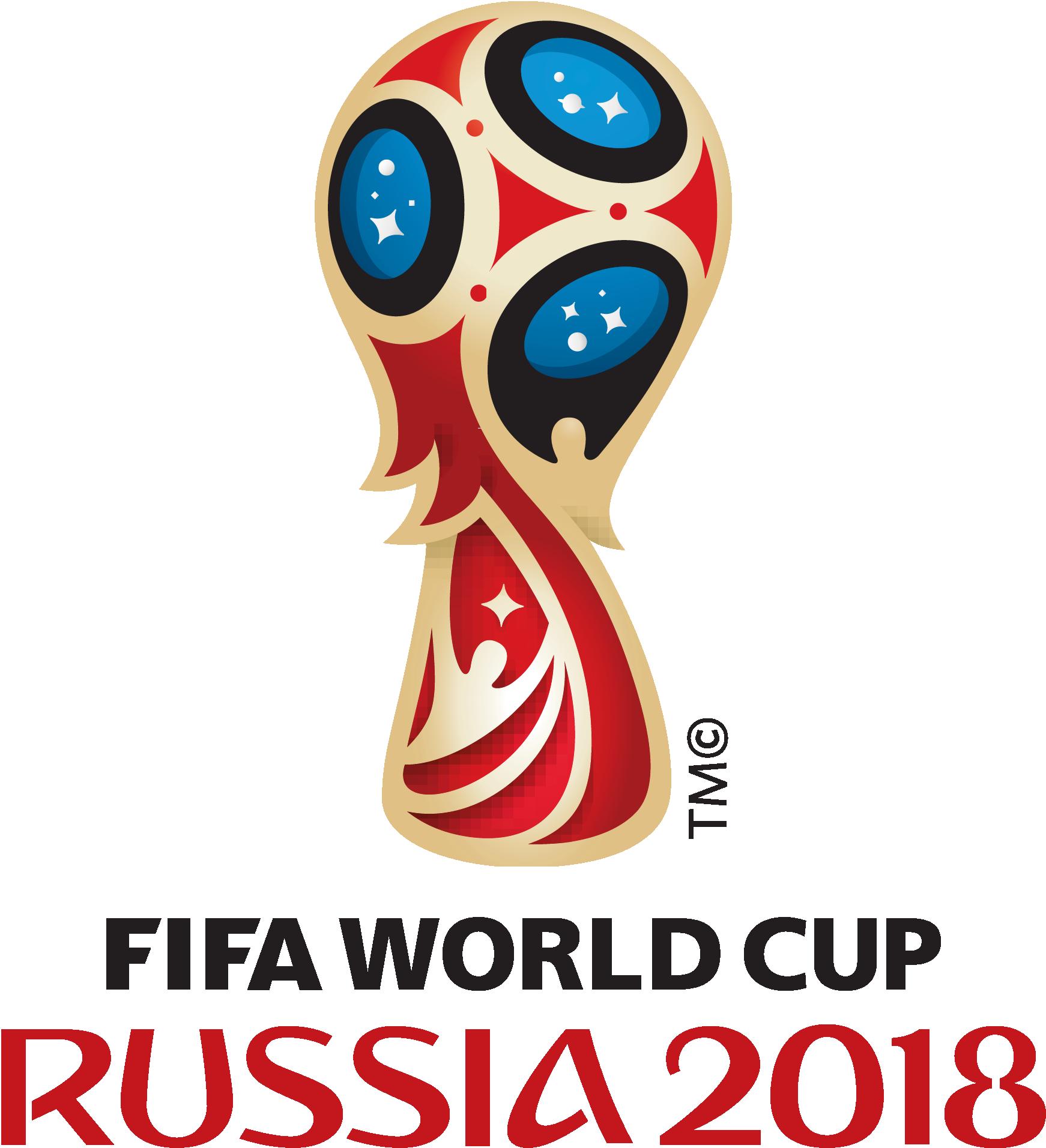 2018 FIFA World Cup Logo & Mascot Zabivaka Logo [fifa