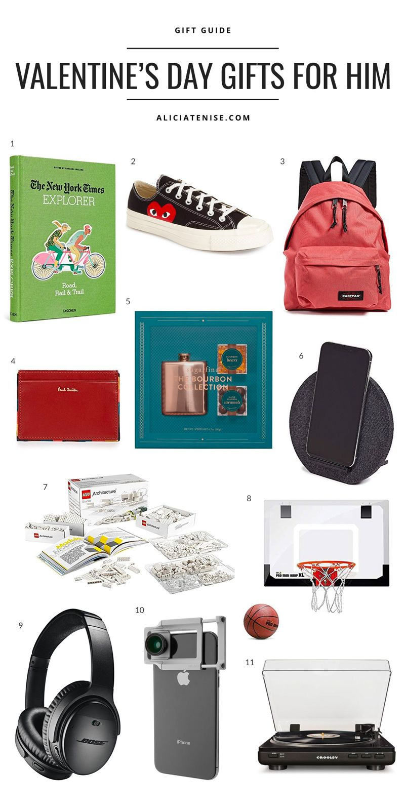 11 last minute valentines day gift ideas for him alicia