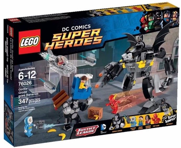 a72ca129e7b382f14c5638f7ad354a31 - How To Get Gorilla Grodd In Lego Batman 2
