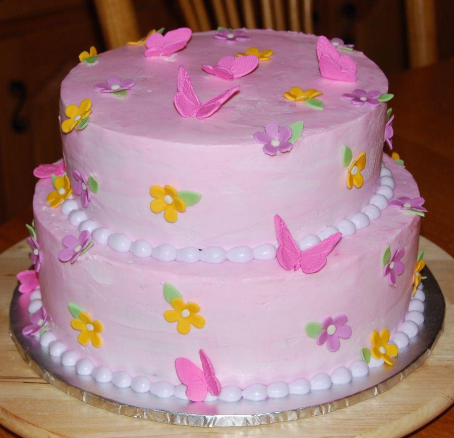 Leelees Cake Abilities Buttercream Butterfly Cake Butterfly Birthday Cakes Butterfly Cakes Cake