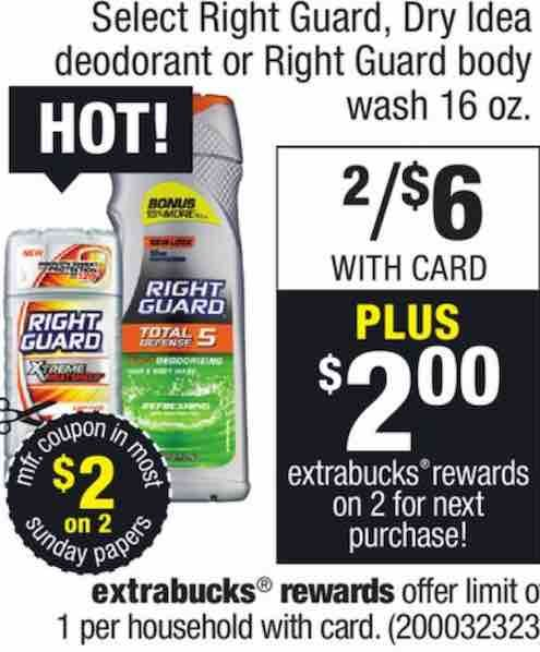 photo relating to Right Guard Printable Coupon referred to as Incredibly hot! Totally free Immediately Protect Deodorant At CVS Right after Sale, Printable
