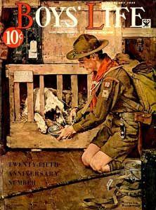 Boys Life, February 1935