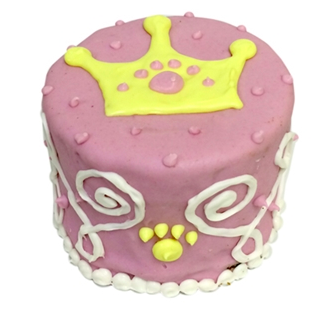 Photo of Princess Doggie cake (12 month shelf life) – Default Title