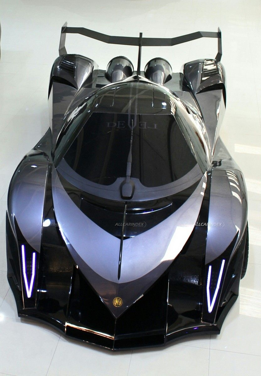 Do you remember the extraordinary Arabic hypercar