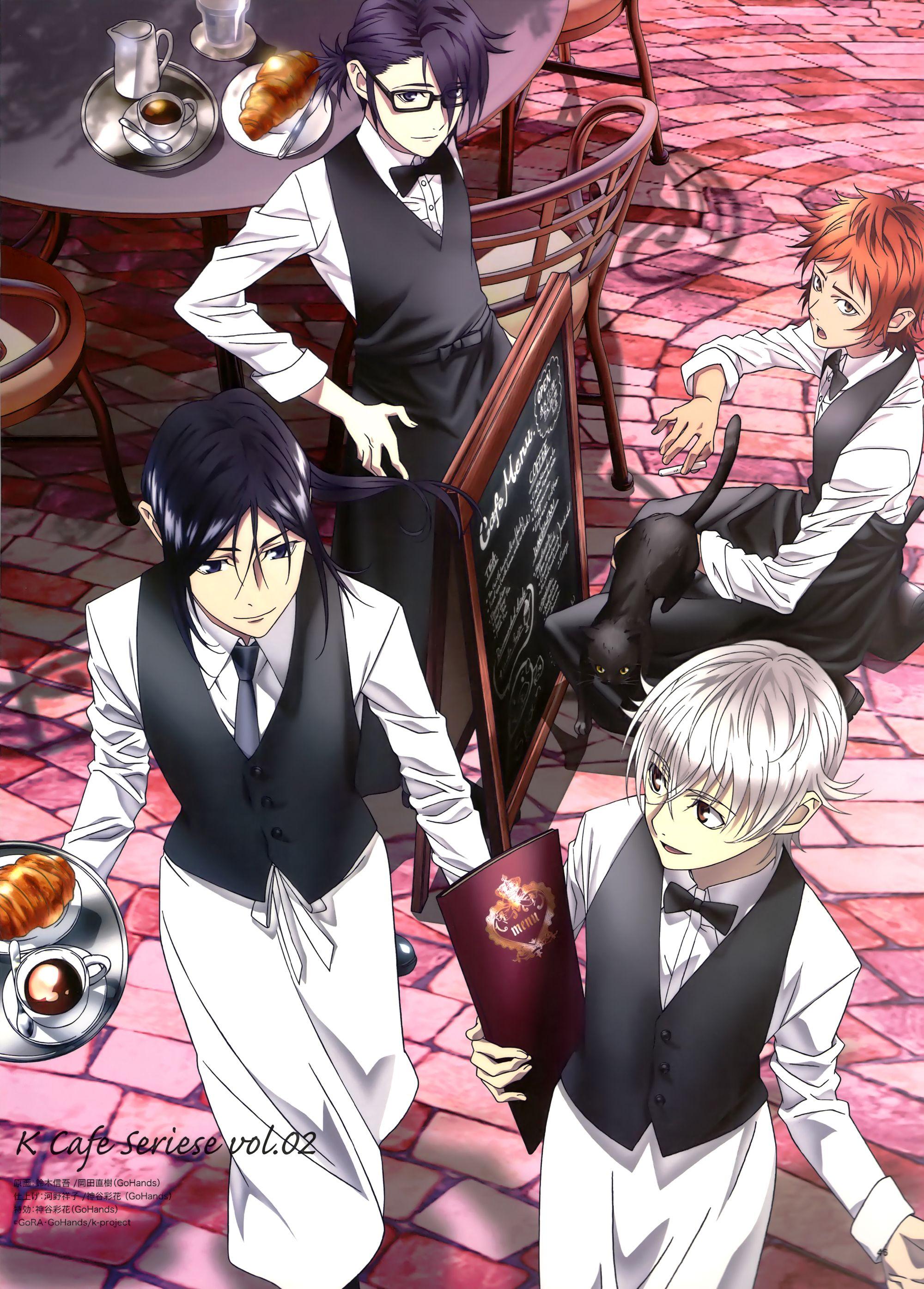 Zerochan Gohands K Project 1909386 K Project K Project Anime