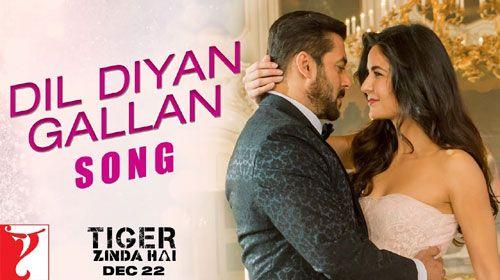 Dil Diyan Gallan Atif Aslam Mp3 Song Download 2017 Mp3 Song Download Mp3 Song Songs