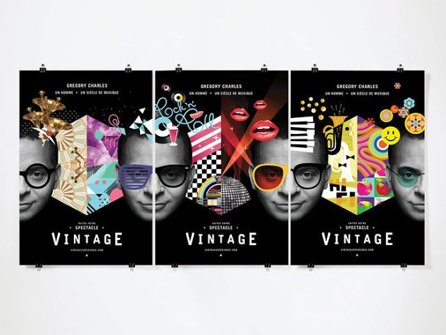 Vintage by Gregory Charles on Packaging of the World - Creative Package Design Gallery
