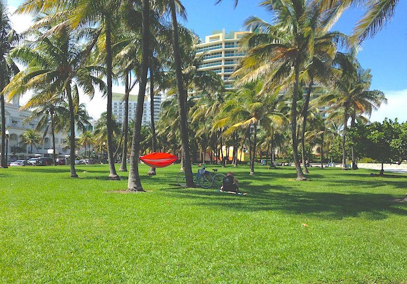 south beach Miami beach bike ride adventure :: mamanellie.com