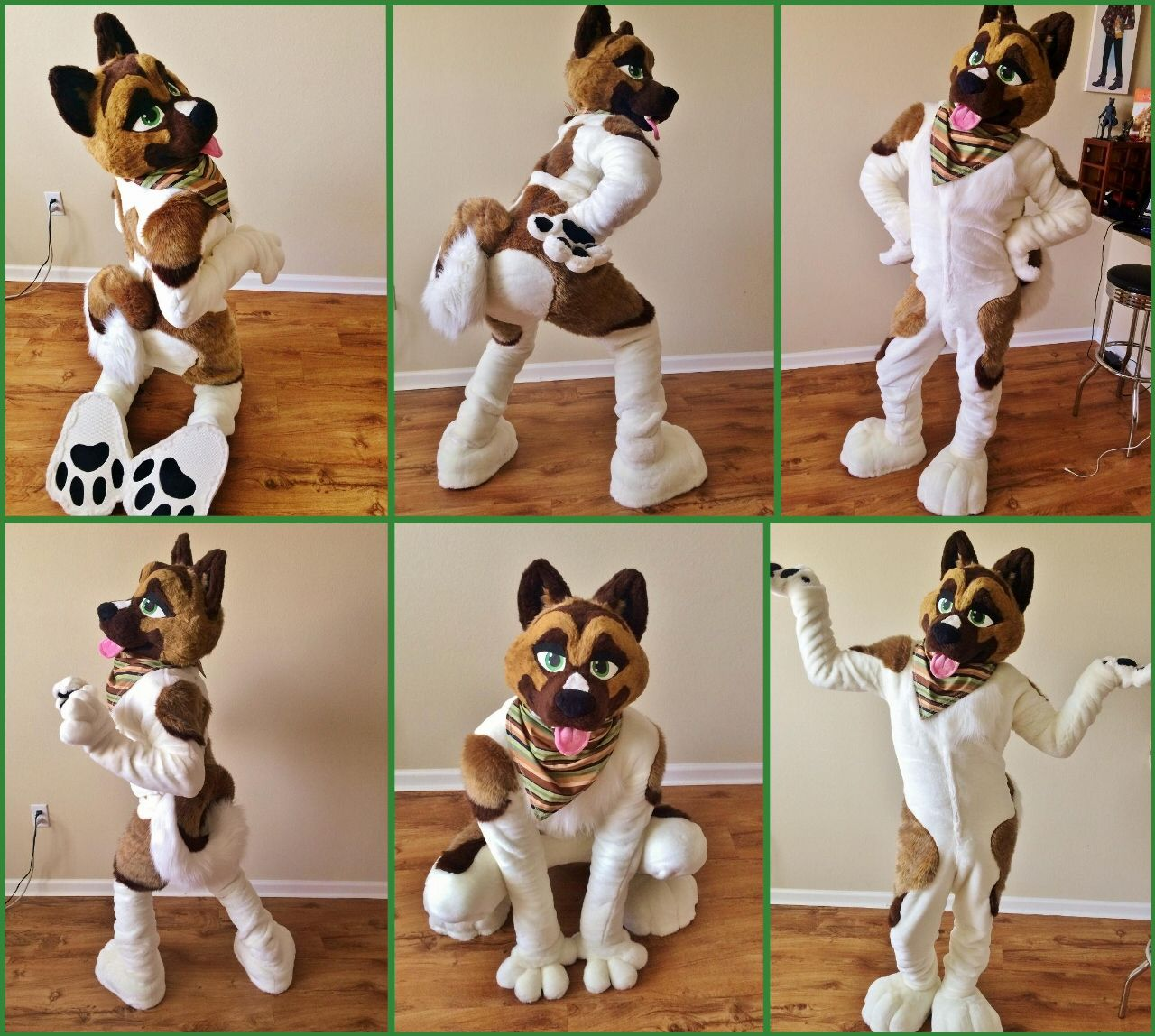 Akita Fullsuit For Sale! (Different Model) by CuttleBone | Fursuit ...