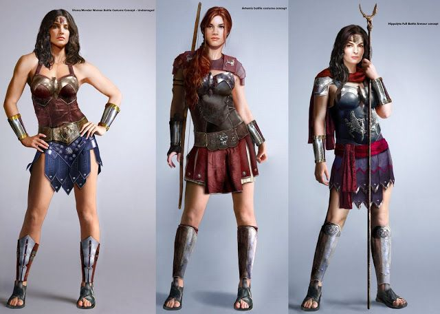 Wonder Woman Costume Concepts Wonder Woman Costume Wonder Woman Outfit Wonder Woman Cosplay