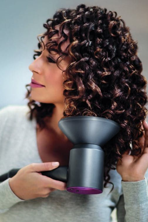 The Dyson Hair Dryer is Finally Here! | Curly hair styles, Best hair dryer, Dyson hair dryer