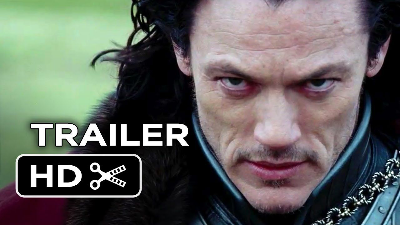 A 1st Trailer for the Dracula origins story 'Dracula Untold' awakens.