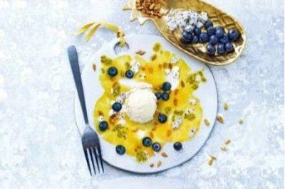 Muzo's Christmas Dinner - Dessert