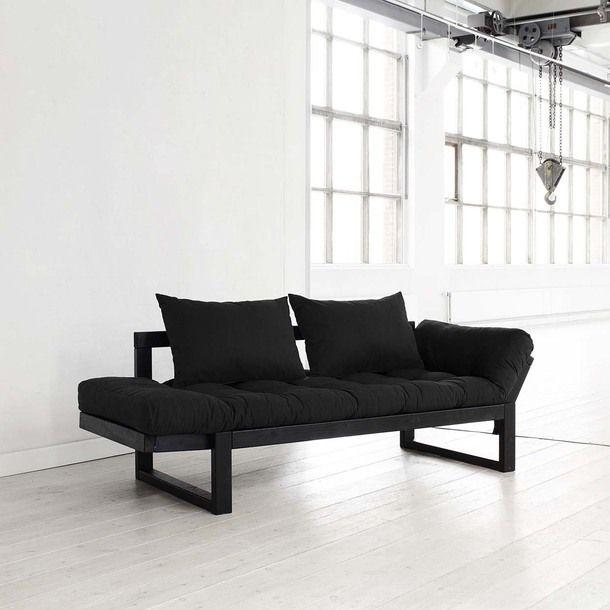 Edge Black Futon Objects Futon Sofa Futon Bedroom Ikea Futon