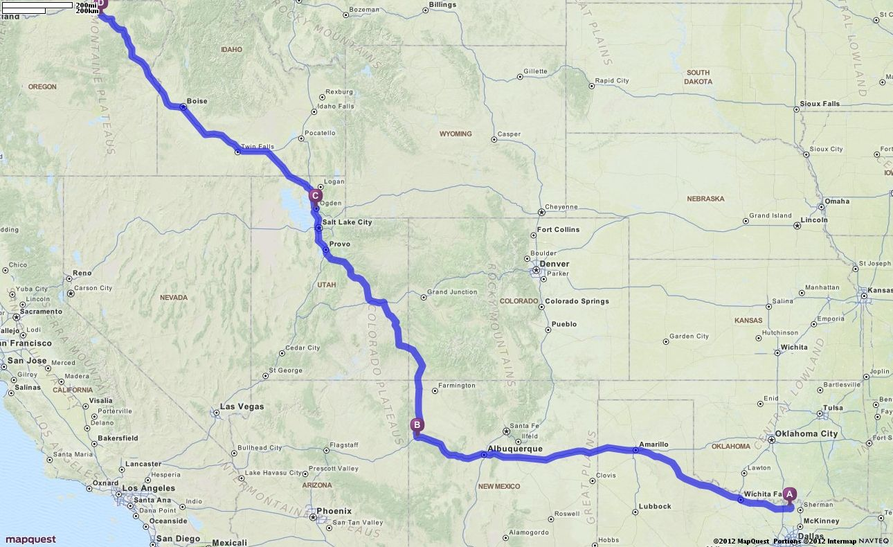 My rig left WB last night; passenger tire blew out at 2:30am.  In Gallup NM now laying over resting; Ogden tonight